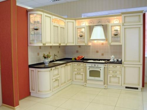 Кухни Массив 06