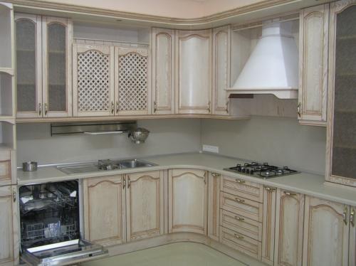Кухни Массив 09