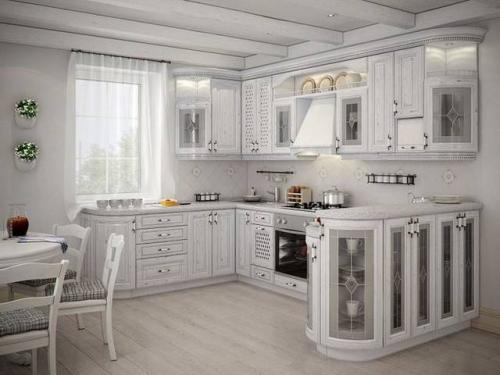 Кухни Массив 19