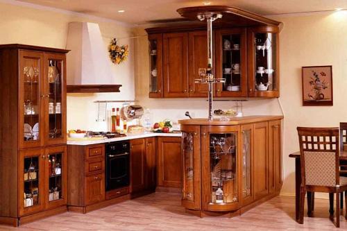 Кухни Массив 28