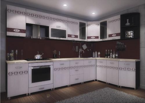 Кухня МДФ 14