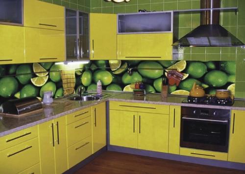 Кухня МДФ 19