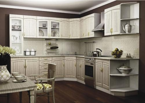 Кухня МДФ 26