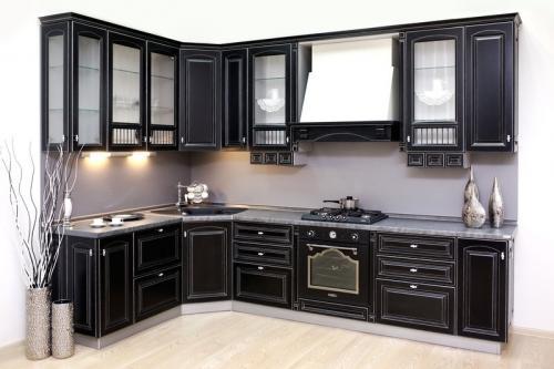 Кухня Патина 12