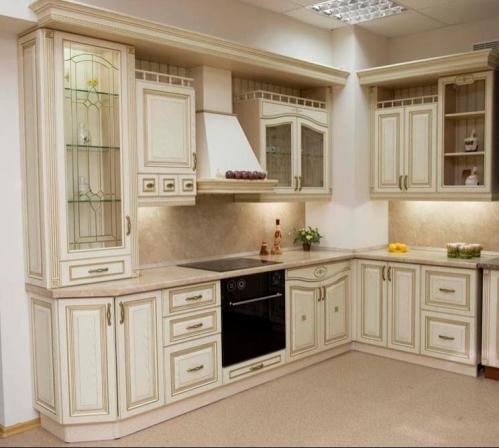 Кухня Патина 3