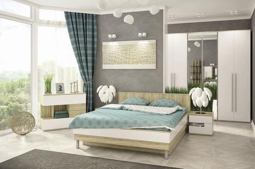 Спальня 23