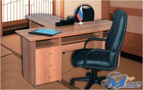 Офис-1. Габаритные размеры 1.71х0.75х1.8м