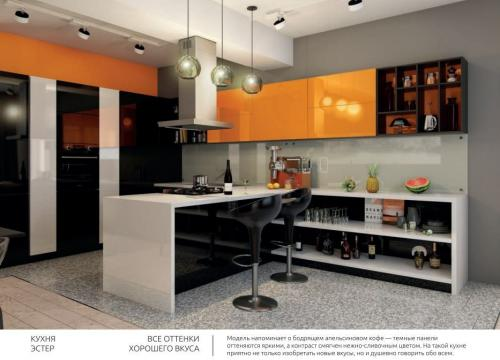 Кухня ALVIC 25