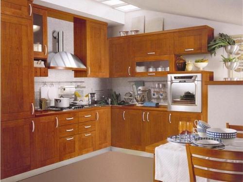 Кухни Массив 34