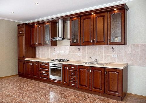 Кухни Массив 35