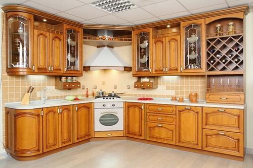 Кухни Массив 42