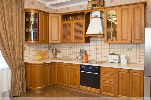 Кухни Массив 43