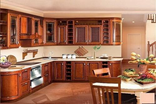 Кухни Массив 48