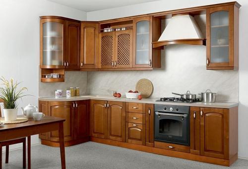 Кухни Массив 50