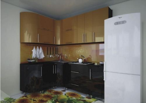 Кухня МДФ 12
