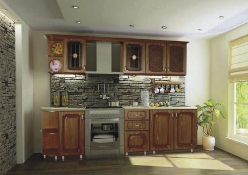 Кухня МДФ 13