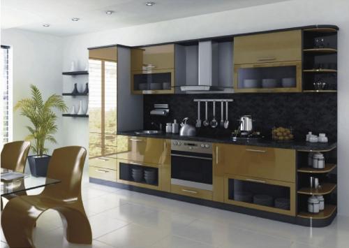 Кухня МДФ 2