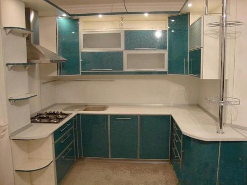 Кухня МДФ 29