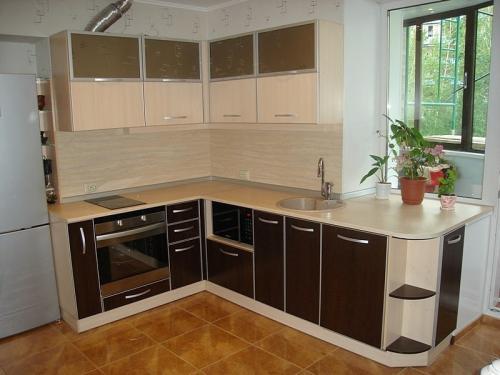 Кухня МДФ 30