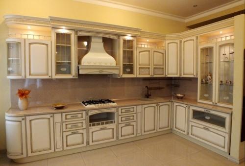 Кухня Патина 16