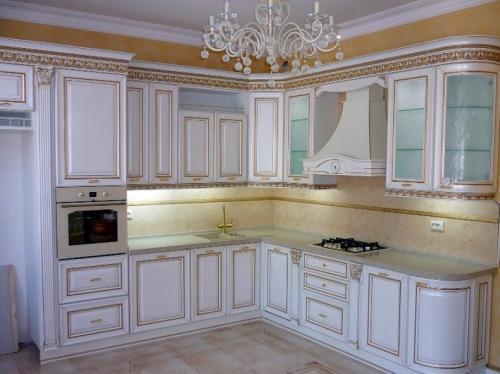 Кухня Патина 4
