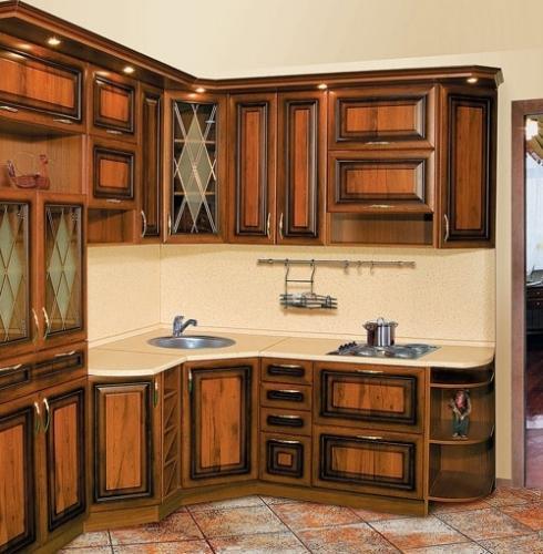 Кухня Патина 8