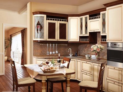 Кухня Патина 9